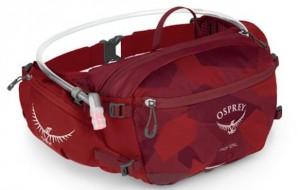 Поясная сумка Osprey Seral S20 molten red (009.2149)