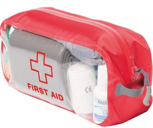 Органайзер Exped Clear Cube First Aid M (018.0343)