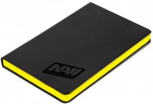 Блокнот Na'Vi NotePad 2017 Black