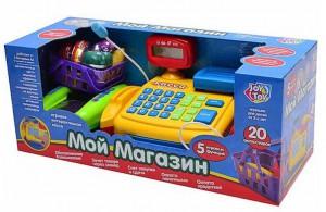 Игровой набор Play Smart 'Кассовый аппарат' (7018)