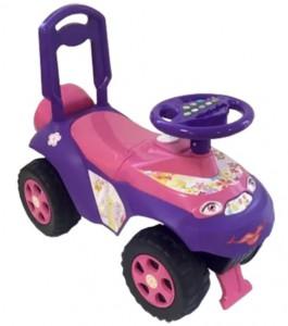 Игрушка детская толокар Doloni Toys 'Машинка' (0141/03)