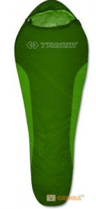 Спальник Trimm Cyklo 185 R зеленый (001.009.0475)