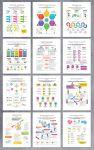 Книга Комплект коуч-плакатів '12 soft skills 21 століття'