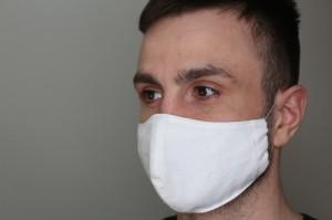 фото Защитная маска для лица, многоразовая #8