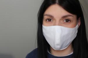 Подарок Защитная маска для лица, многоразовая