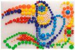 фото Мозаика набор Quercetti 'Узоры 300 шт + 2 доски' (0851-Q) #4