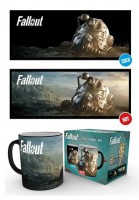 Подарок Чашка GB eye Fallout 76. Heat Change Mug - Dawn (MGH0111)