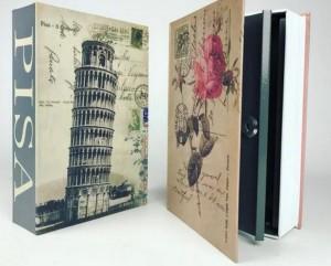 фото Книга-сейф Maxland 'Эйфелевая Башня ' (MK 0791-5) #4