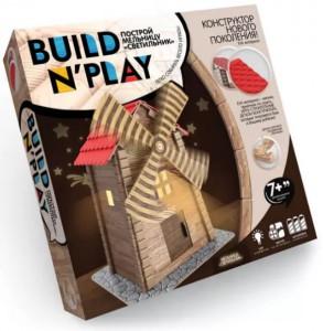 Конструктор Danko Toys BUILDNPLAY 'Мельница' (7653DT)