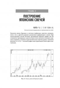 фото страниц Японские свечи. Графический анализ финансовых рынков #10