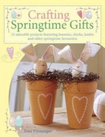 Книга Crafting springtime gifts