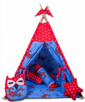 Игровая палатка - вигвам 'Спайдермен - Spider-Man' (010014)
