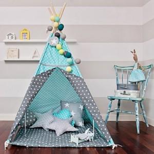 Игровая палатка - вигвам 'Звезды' (010104)