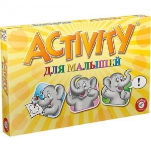 Настольная игра 'Активити для малышей' (Обновленная версия)