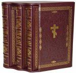 Книга Библия с рисунками Гюстава Доре. В 3-х томах (в футляре)