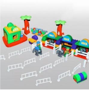 Конструктор Doloni Toys 'Ипподром' (013888/05)