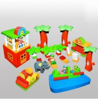 Конструктор Doloni Toys 'На пляже' (013888/03)