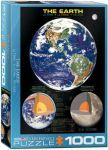 Пазл EuroGraphics 'Планета Земля', 1000 элементов (6000-1003)