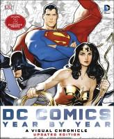 Книга DC Comics Year by Year. A Visual Chronicle