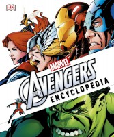 Книга Marvel The Avengers Encyclopedia