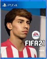 игра FIFA 21 PS4