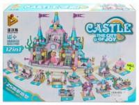 Конструктор A-Toys 'Замок и город для принцессы' (633012)