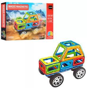 Конструктор Limo Toy 'Magic Magnetic' (JH8884)