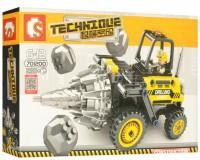 Конструктор Metr+ Technics (701200)