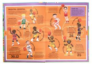 фото страниц Атлас спорту для дітей #6