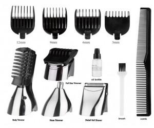 фото Машинка для стрижки волос 5в1 DSP F-90030 #3