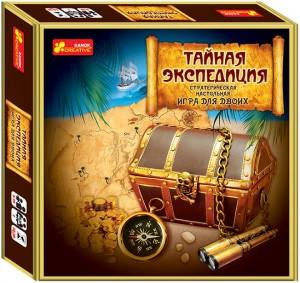 Настольная игра Ranok-Creative Тайная экспедиция