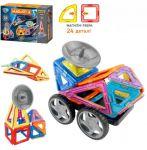 Конструктор Limo Toy Magnistar 'Транспорт' (LT5004)