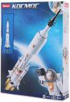 Конструктор Sluban 'Космическая ракета' (M38-B0735)