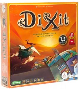 Настольная игра Libellud 'Диксит (Dixit)' (DIX01UA)
