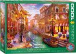 Пазл Eurographics 'Венецианская романтика. Доминик Дэвисон', 1000 элементов (6000-5353)
