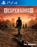 игра Desperados 3 PS4 - русская версия
