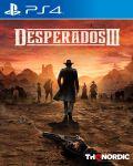 игра Desperados 3 PS4 - русская версия