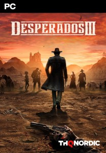 Игра Ключ для Desperados 3 Digital Deluxe- UA