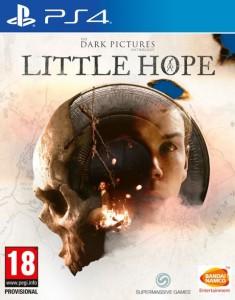 игра The Dark Pictures: Little Hope PS4 - русская версия