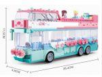 фото Конструктор Sluban 'Свадебный автобус' (M38-B0769) #3