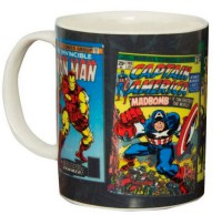 Подарок Чашка Paladone Marvel. Heat Change Mug (PP3439MC)