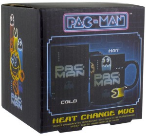 фото Чашка Paladone Pac-Man. Neon Heat Change Mug (PP4205PM) #2