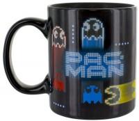 Подарок Чашка Paladone Pac-Man. Neon Heat Change Mug (PP4205PM)