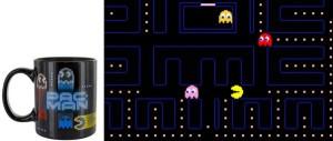 фото Чашка Paladone Pac-Man. Neon Heat Change Mug (PP4205PM) #4