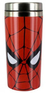 Подарок Термокружка  Paladone Marvel. Travel Mug - Spiderman (PP4059MC)