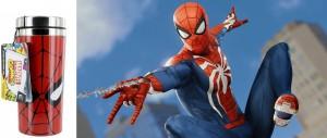 фото Термокружка  Paladone Marvel. Travel Mug - Spiderman (PP4059MC) #4