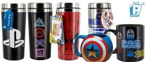 фото Термокружка  Paladone Marvel. Travel Mug - Spiderman (PP4059MC) #3