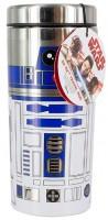 Подарок Термокружка Paladone Star Wars. Travel Mug - R2-D2 (PP3812SW)