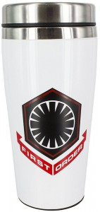 Подарок Термокружка Paladone Star Wars. Travel Mug - Stormtrooper (PP3700SW)