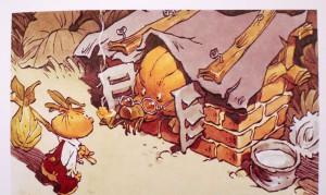 фото страниц Приключения Чиполлино #6